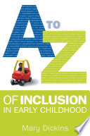 A Z Of Inclusion In Early Childhood