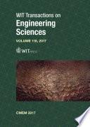 Computational Methods and Experimental Measurements XVIII