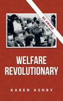 Pdf Welfare Revolutionary