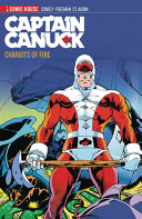 Captain Canuck Archives Volume 2  Chariots of Fire