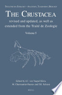 Treatise on Zoology   Anatomy  Taxonomy  Biology  The Crustacea