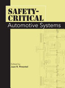 Safety Critical Automotive Systems Book PDF