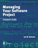 Managing Your Software Project Book PDF