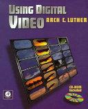 Using Digital Video Book