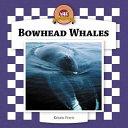 Bowhead Whales Book