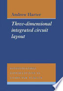Three Dimensional Integrated Circuit Layout Book