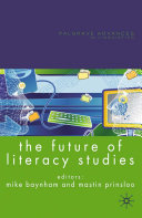 The Future of Literacy Studies Pdf/ePub eBook