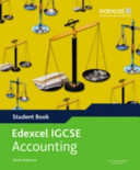 Edexcel IGCSE Accounting Book Cover