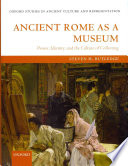 Ancient Rome as a Museum  : Power, Identity, and the Culture of Collecting