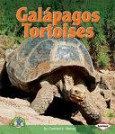 Gal  pagos Tortoises Book