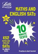 KS2 Maths and English SATs 10-Minute Tests