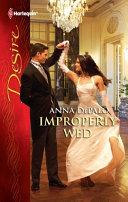 Improperly Wed [Pdf/ePub] eBook
