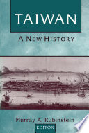 Taiwan A New History