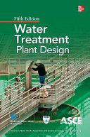 Water Treatment Plant Design 5 E