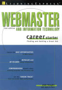 Webmaster and Information Technology