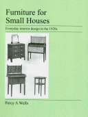 Furniture for Small Houses: Everyday Interior Design in the 1920s