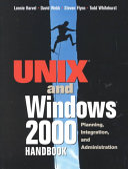 Unix and Windows 2000 Handbook