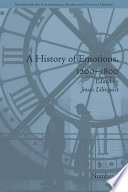 A History of Emotions  1200   1800