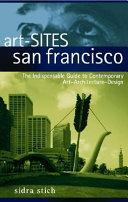 Art SITES San Francisco Book