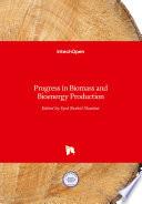 Progress in Biomass and Bioenergy Production