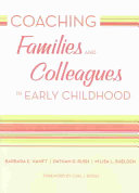 Coaching Families And Colleagues In Early Childhood Book