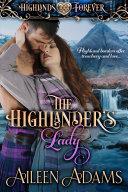 The Highlander's Lady Book