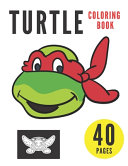 Turtle Coloring Book Book PDF