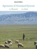 Agronomy of Grassland Systems