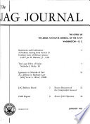 The JAG Journal