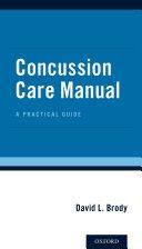 Concussion Care Manual