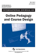 International Journal of Online Pedagogy and Course Design  Vol 1 ISS 2