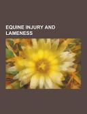 Equine Injury and Lameness