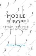 Mobile Europe Pdf/ePub eBook