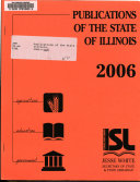 Publications of the State of Illinois Book