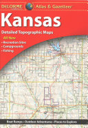 Delorme Atlas & Gazetteer Kansas