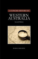Concise History Of Western Australia 2 E