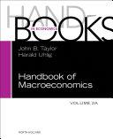Handbook of Macroeconomics Pdf/ePub eBook