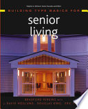 Building Type Basics For Senior Living Book