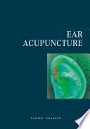 Ear Acupuncture Clinical Treatment Book PDF