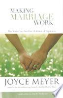 Making Marriage Work PDF