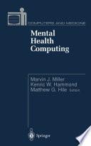 Mental Health Computing