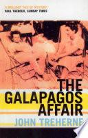The Galapagos Affair Book