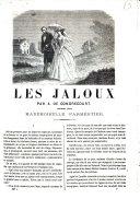 Les jaloux par A. de Gondrecourt
