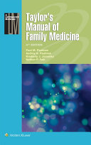 Taylor S Manual Of Family Medicine