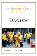 Historical Dictionary of Daoism