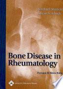 Bone Disease in Rheumatology