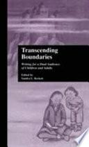 Transcending Boundaries Book