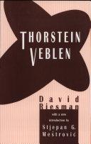 Thorstein Veblen Pdf/ePub eBook