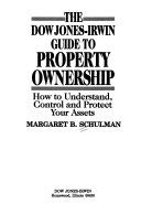 The Dow Jones Irwin Guide to Property Ownership Book