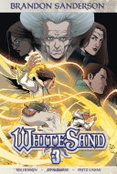 Brandon Sanderson's White Sand Vol 3 Original Graphic Novel